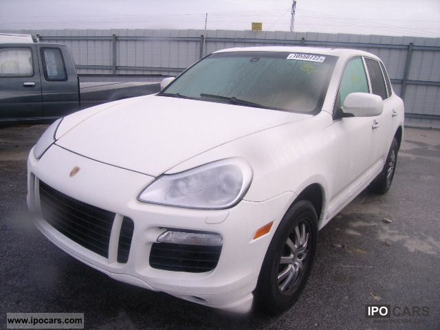 2008 porsche cayenne car photo and specs. Black Bedroom Furniture Sets. Home Design Ideas