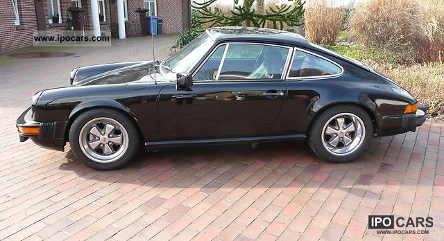 Porsche  911 SC Coupe 1978 Vintage, Classic and Old Cars photo