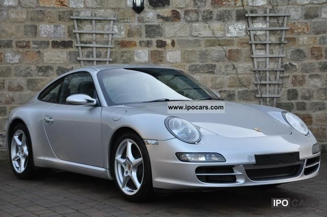 2004 Porsche 911 Carrera 997 Coupe NAVI climate ESD leather RHD Sports ...