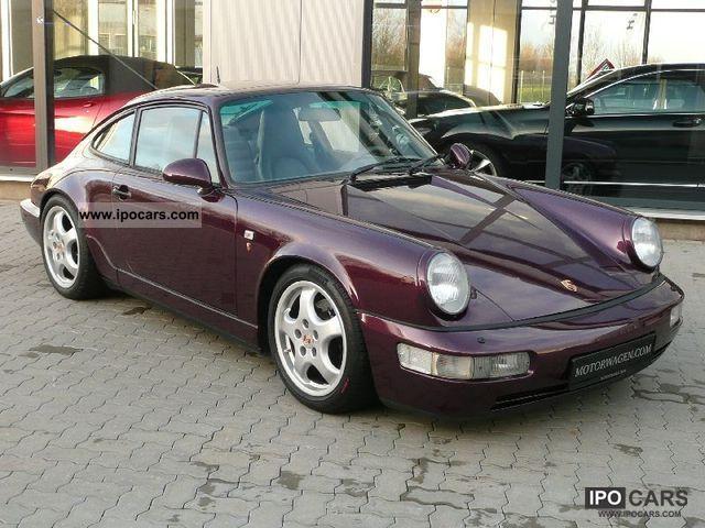 1993 Porsche  911 Carrera 2 Sports car/Coupe Used vehicle photo