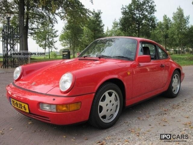 1991 Porsche  911 C2 Tiptronic Sports car/Coupe Classic Vehicle photo