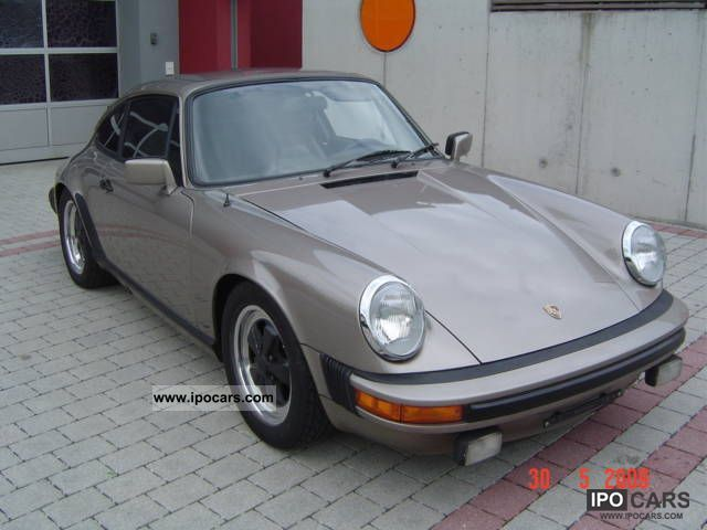 1981 Porsche  3.0L Coupe, original paint, top condition, H-plates Sports car/Coupe Used vehicle photo