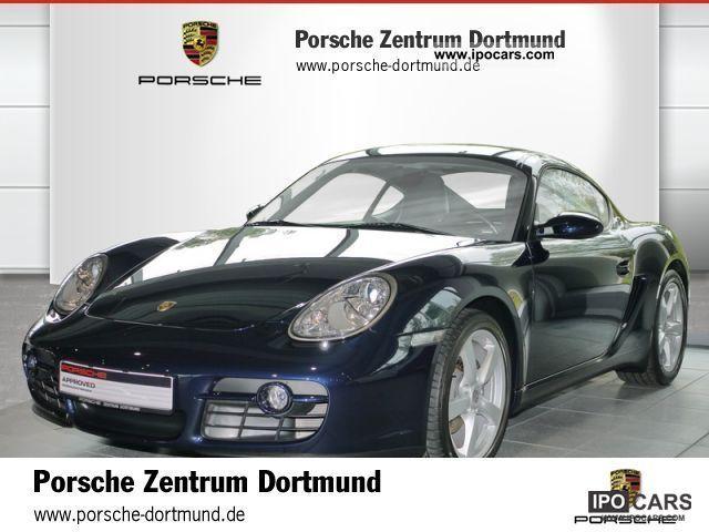 2009 Porsche  Cayman (Xenon PDC air power windows) Sports car/Coupe Used vehicle photo