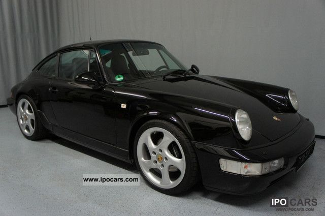 1992 Porsche  911 Carrera 4 Sports car/Coupe Used vehicle photo