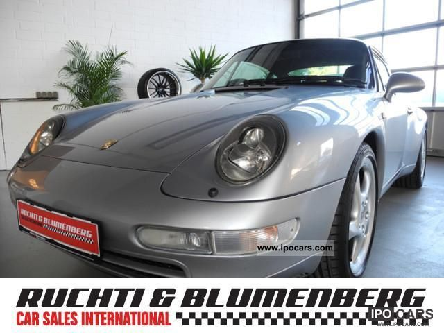 1996 Porsche  911 * Leather, 18 \ Sports car/Coupe Used vehicle photo