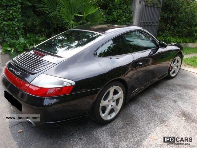 2004 porsche 996 4s car photo and specs. Black Bedroom Furniture Sets. Home Design Ideas