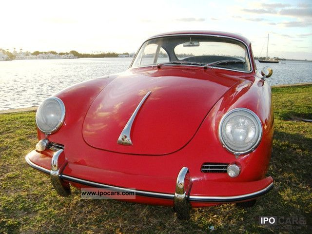Porsche  356B 1962 (U.S. price) 1962 Vintage, Classic and Old Cars photo