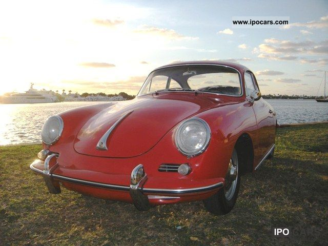 Porsche  356 1962 Vintage, Classic and Old Cars photo