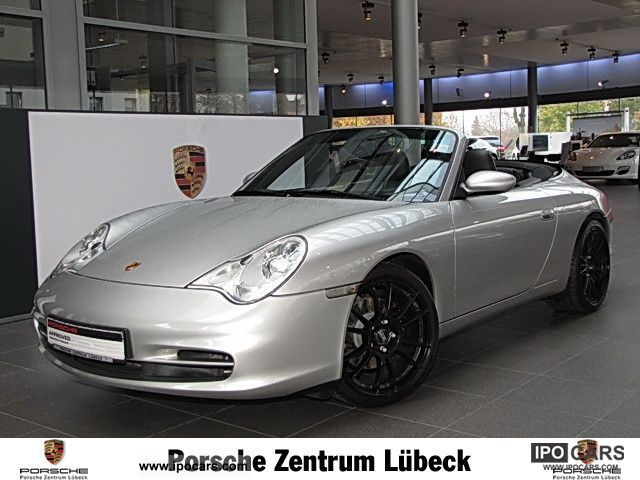 2004 porsche 996 carrera cabriolet navi xenon leather. Black Bedroom Furniture Sets. Home Design Ideas