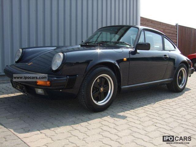1988 Porsche  911 Carrera 3.2 G50 Scheckh euro2 overhauled engine Sports car/Coupe Used vehicle photo