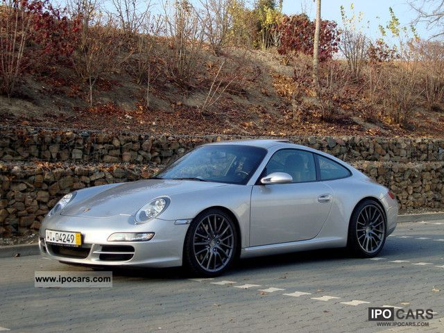 2006 porsche 911 carrera s tiptronic s vollausstattung car photo and specs. Black Bedroom Furniture Sets. Home Design Ideas
