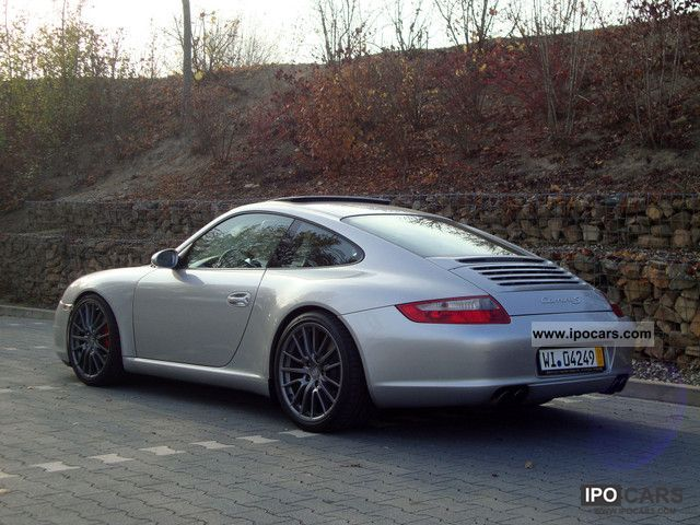 2006 porsche 911 carrera s tiptronic s vollausstattung. Black Bedroom Furniture Sets. Home Design Ideas