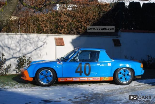 Porsche  914/6 GT racecar 1970 Race Cars photo
