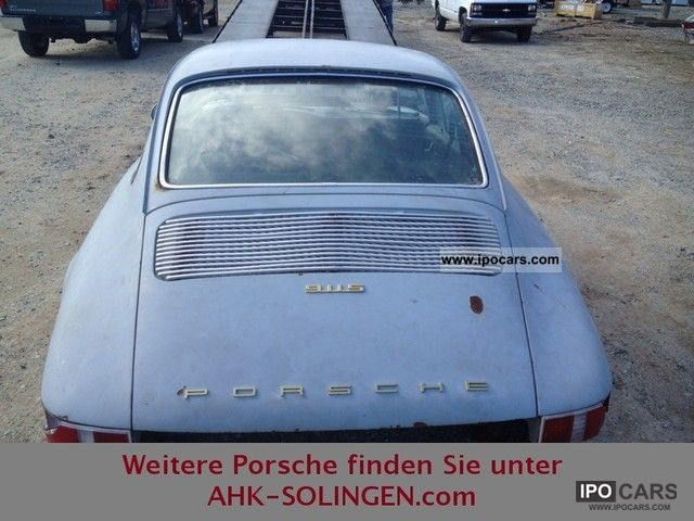 Porsche  911 2.0 S COUPE NO MATCHING. 1969 Vintage, Classic and Old Cars photo