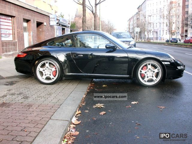 2004 Porsche Chrono Package Plus 997 Navi Xenon Aut Fully