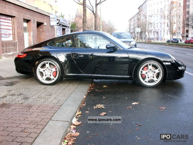 2004 Porsche 997 Carrera S Chrono Package Plus Navi Xenon