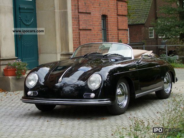 1964 Porsche 356 Car Photo And Specs