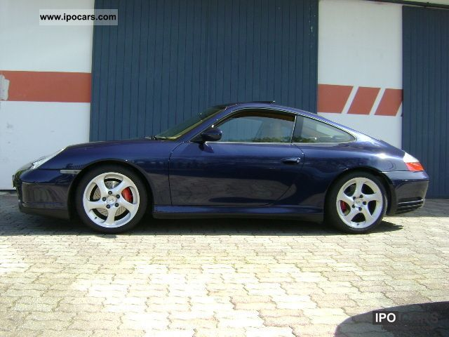 2003 Porsche  4s Sports car/Coupe Used vehicle photo