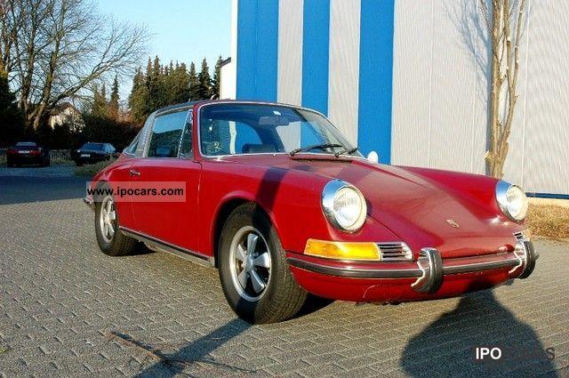 Porsche  911E Targa 1970 Vintage, Classic and Old Cars photo