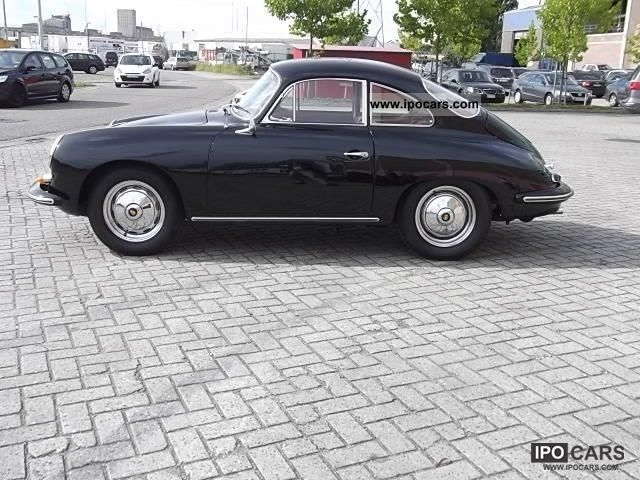 Porsche  356 B Coupe orig. State! SPECIAL PRICE 1963 Vintage, Classic and Old Cars photo