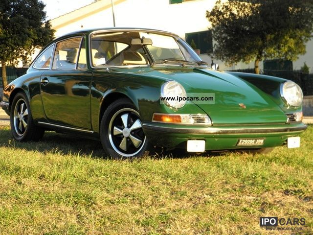 Porsche  911 1969 Vintage, Classic and Old Cars photo