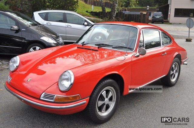 1966 Porsche  911 Sports car/Coupe Classic Vehicle photo