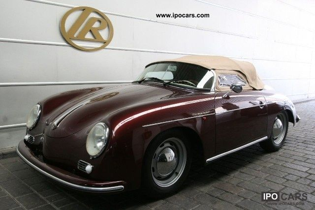 Porsche  356 speedster replica 1973 Vintage, Classic and Old Cars photo