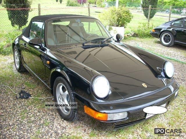 Porsche  OTHER Carrera 4 Cab KM.87.000 1972 Vintage, Classic and Old Cars photo