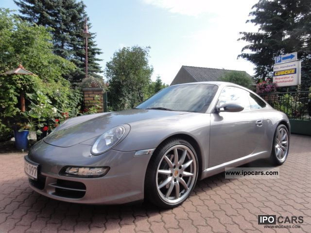 2006 Porsche  911 * 997 * 6th gear * German car * Sports car/Coupe Used vehicle photo