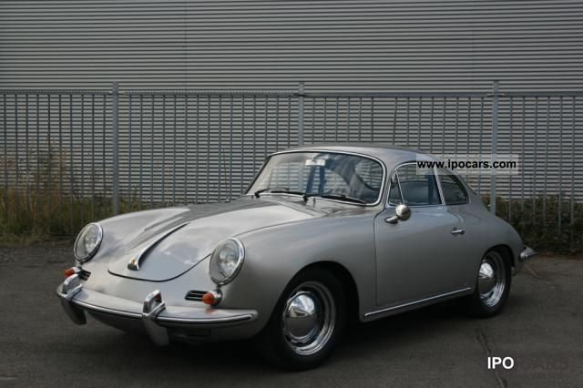 Porsche  356 W 1600 S (T6) 1963 Vintage, Classic and Old Cars photo