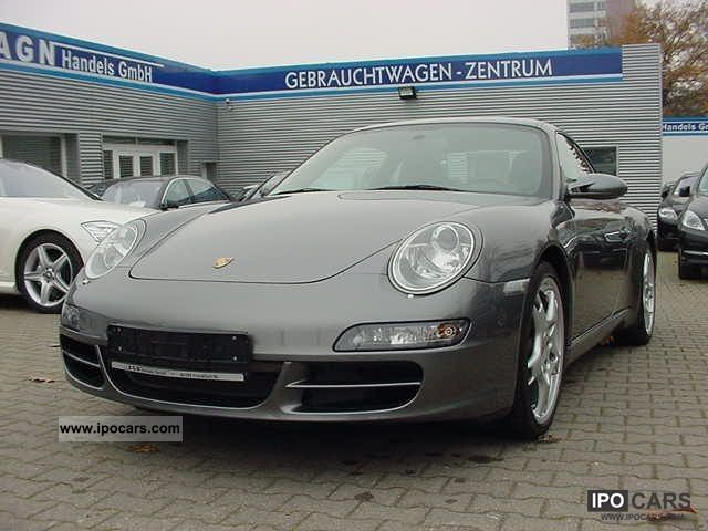 2007 Porsche  911 Carrera 2S Coupe PCM Navi / Xenon / sunroof Sports car/Coupe Used vehicle photo
