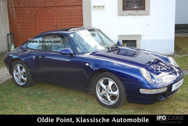 1993 Porsche  911 993 Sports car/Coupe Used vehicle photo