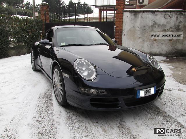 2006 Porsche  997 4S COUPE ' Limousine Used vehicle photo