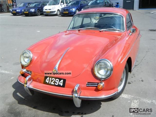 Porsche  356 C Leather 1965 Vintage, Classic and Old Cars photo