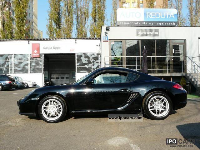 2010 Porsche Cayman Car Photo And Specs