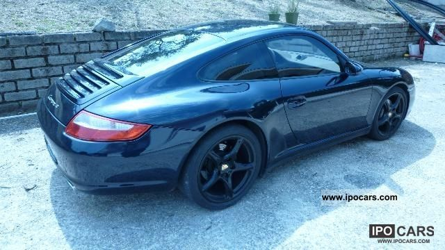 2006 Porsche 997 Carrera 4 Car Photo And Specs