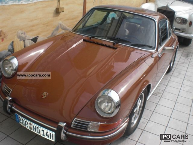 Porsche  911 T 1974 Vintage, Classic and Old Cars photo