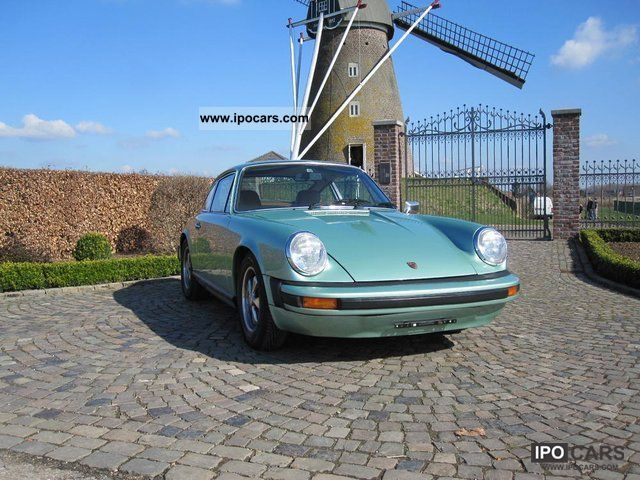 Porsche  911 SC 1974 Vintage, Classic and Old Cars photo