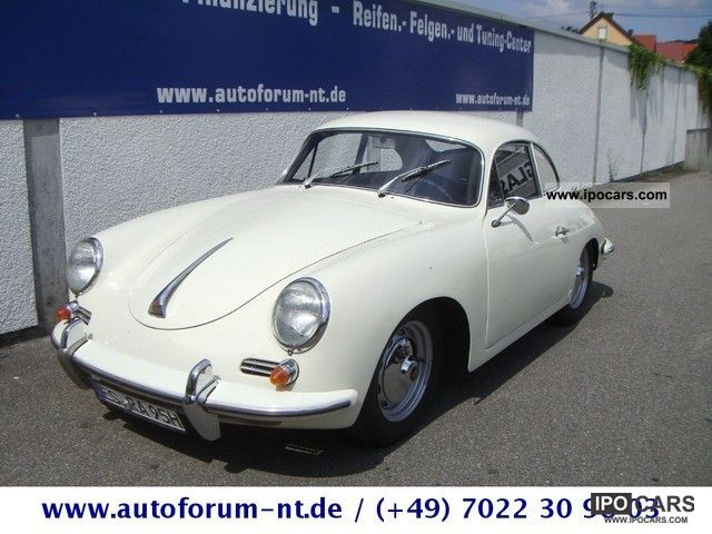 Porsche  356 B S90 * value investment for the winter Price H-approval 1960 Vintage, Classic and Old Cars photo