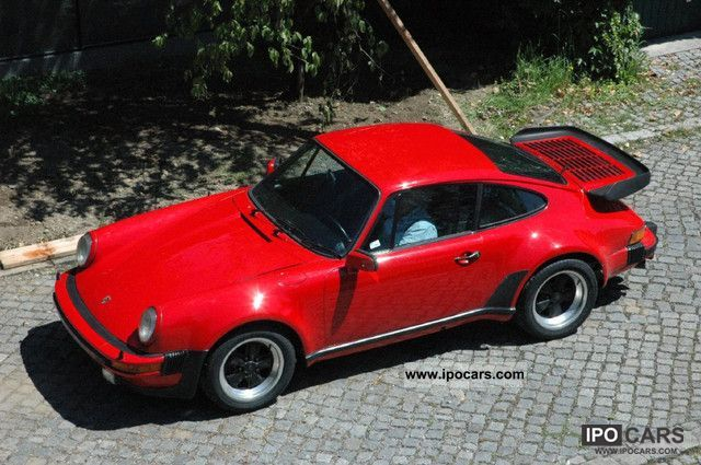 Porsche  911 3.3 (930) 1978 Vintage, Classic and Old Cars photo