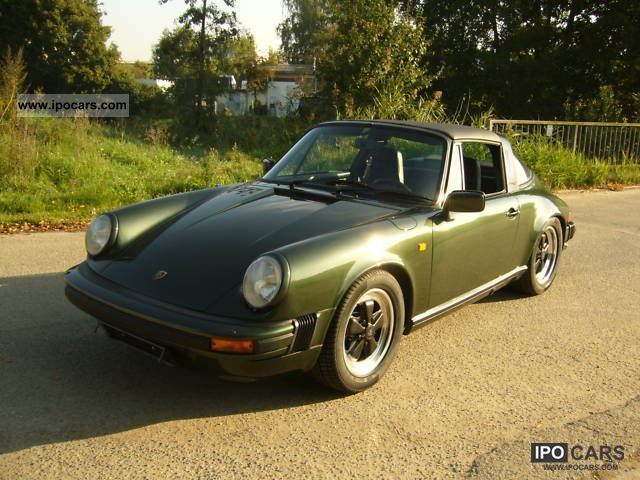 Porsche  Carrera 3.0 Targa 1977 Vintage, Classic and Old Cars photo
