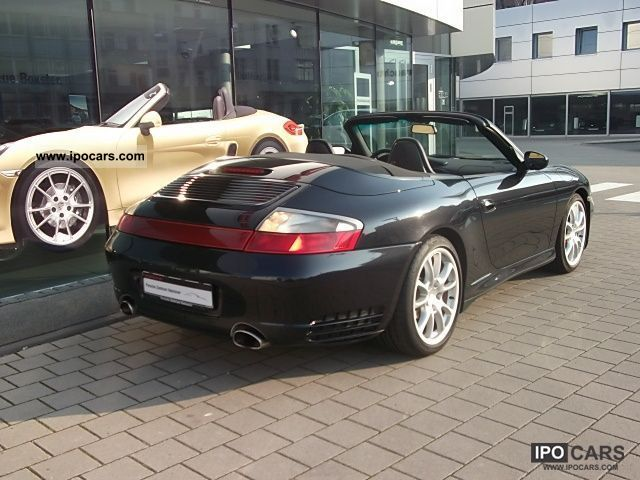 2005 porsche 996 carrera 4s cabriolet car photo and specs. Black Bedroom Furniture Sets. Home Design Ideas