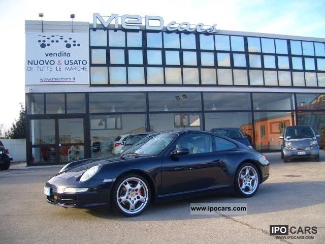 2008 Porsche  911 Carrera 4 Coupé S Tiptronic 55 000 KM IVA IT Sports car/Coupe Used vehicle photo
