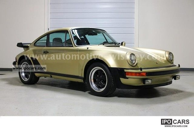 Porsche  911 (930) original 57000Km! Perfectly! 1978 Vintage, Classic and Old Cars photo