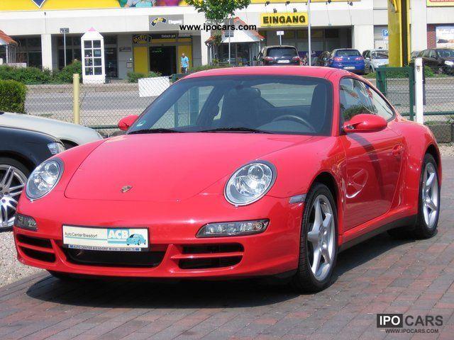 2008 Porsche  911 997 CARRERA 4 NAVI PCM / BI-XENON / LEATHER / SSD / PT Sports car/Coupe Used vehicle photo