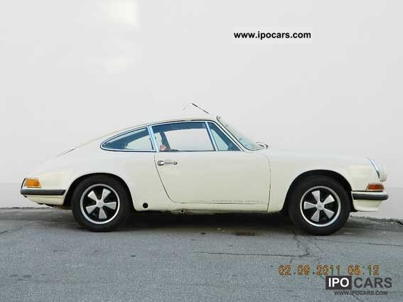 Porsche  911 2.2 S COUPE 1971 Vintage, Classic and Old Cars photo