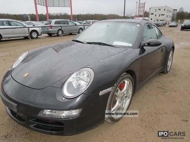 2008 porsche 911 carrera 4 s car photo and specs. Black Bedroom Furniture Sets. Home Design Ideas