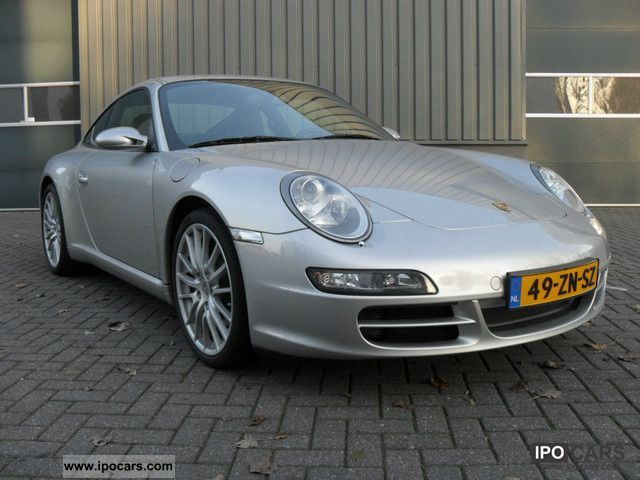 2008 Porsche  911 CARRERA Sports car/Coupe Used vehicle photo