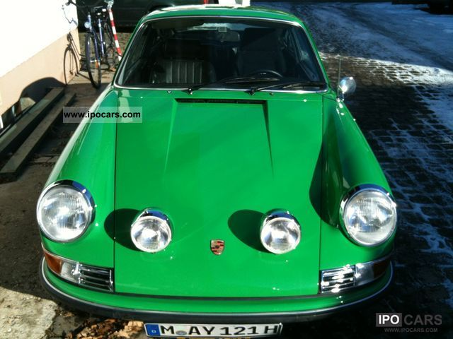 Porsche  911 1971 Vintage, Classic and Old Cars photo