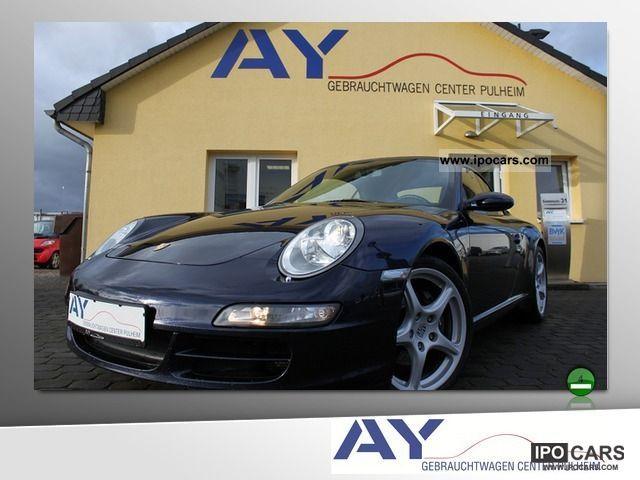 2007 Porsche  911 Carrera Cabriolet 89tkm Navi Xenon 19-inch T Cabrio / roadster Used vehicle photo